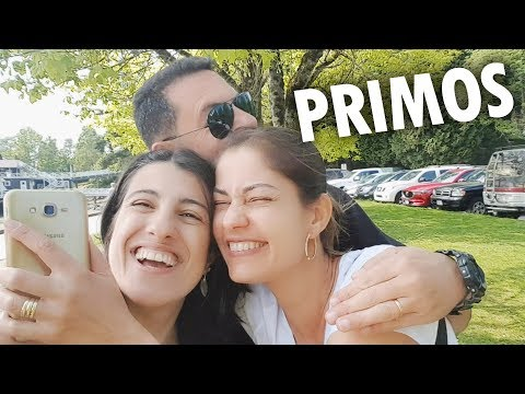PRIMOS PELA PRIMEIRA VEZ NO CANADÁ - Vlog Ep.75