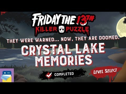 Friday the 13th Killer Puzzle |1| Tell the tale again you DEAD CAMPERS!!