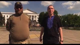 """2Likiy ,и Равлик """"Дончанин"""" про новый клип,!! Оун,Украина,Краматорск,Донбасс,война,сегодня"""