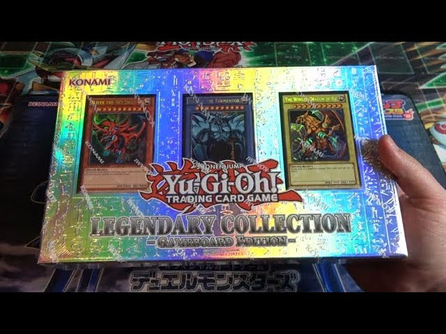 Legendary Collection 1 Box Gameboard Edition Yu-Gi-Oh