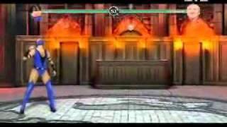 Mortal Kombat vs Verkhovna Rada