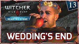 Witcher 3: HEARTS OF STONE ► The Wedding Ends in Screams #13