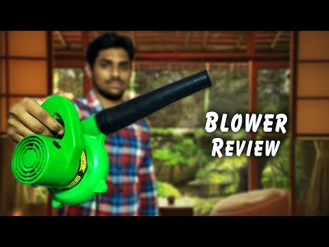 Computer Cleaner Cheston Blower 500W REVIEW Air Blower