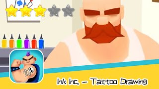 Ink Inc Tattoo Drawing Walkthrough You too, can tattoo! Recommend index three stars
