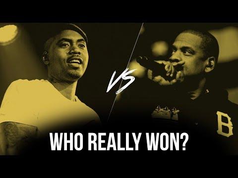 Jay-Z Vs. Nas: Who REALLY Won?