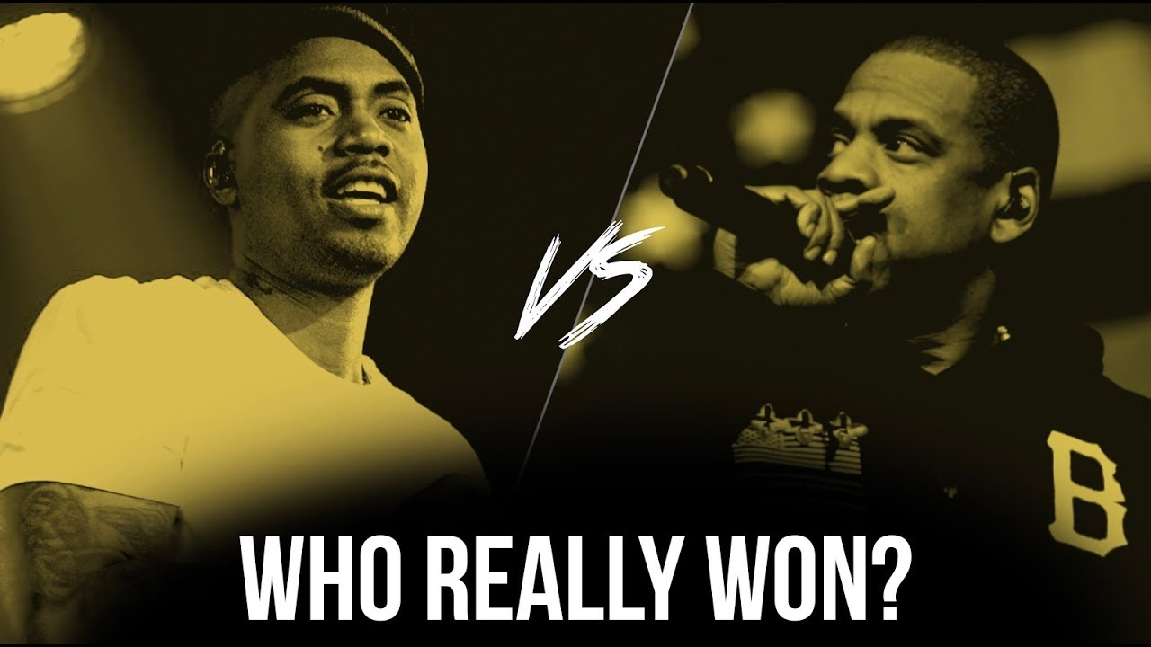 Jay-Z Vs. Nas: Who REALLY Won?