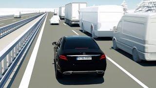 Active Braking Assist: as standard - Mercedes-Benz original