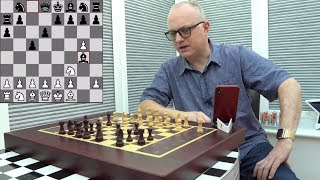 Automated Chess - Losing to a Ghost
