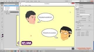 Tutorial animation script Exit Button