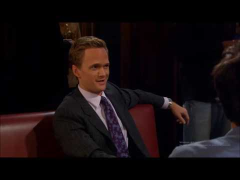How Barney Met Marshall