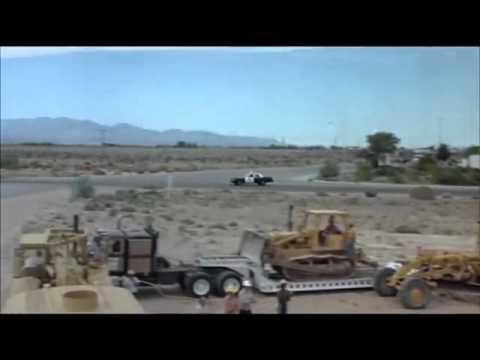 THE CANNONBALL RUN 2 (1984) Intro - Lamborghini Countach LP400S (S3)