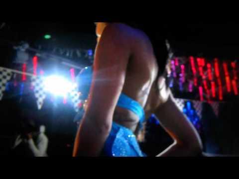 ART IN FUSION TV D'RED CARPET SHOW@ MISS MONACO GRAND PRIX 2012
