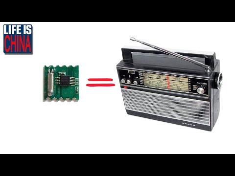 FM РАДИО МОДУЛЬ RDA5807M. FM stereo radio tuner (товары из Китая)