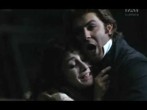Roberto Alagna & Tiziana Fabbricini - Parigi o cara ( La Traviata - Giuseppe Verdi )