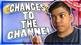 CHANGES TO THE CHANNEL... (vlog 22)