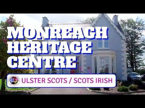 DONEGAL IRELAND  Visitor / Tourist Attraction - Ulster Scots & Scots Irish Museum