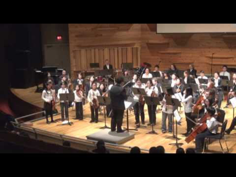03. Spring and Tango d'Amour - The 4th 5 Loaves and 2 Fish Orchestra Benefit Concert 2012