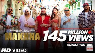 MAKHNA | Yo Yo Honey Singh Video Song | Neha Kakkar, Singhsta | Bhushan Kumar |
