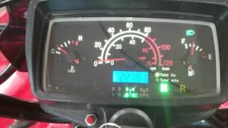 Kazuma Jaguar 500 första uppstart