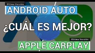 Android Auto vs Apple Carplay