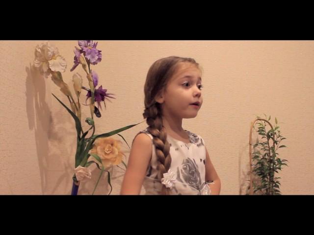Изображение предпросмотра прочтения – ВикторияЛихачева читает отрывок изпроизведения «Детство» И.З.Сурикова
