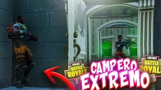 BUSCANDO EL CAMPERO EXTREMO EN FORTNITE: BATTLE ROYALE