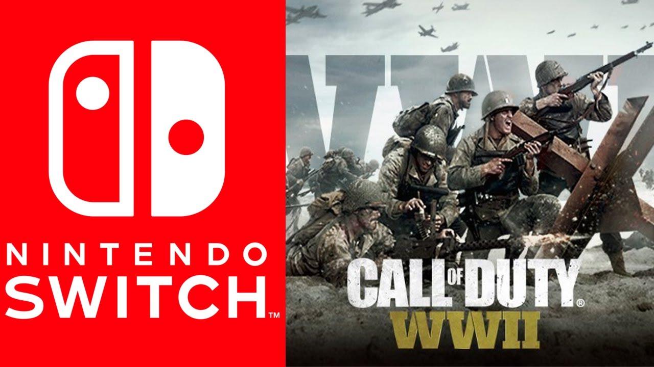 Call Of Duty Ww2 Nintendo Switch Beenox Responds Youtube