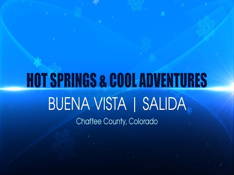 Colorado Hot Springs & Cool  Adventures