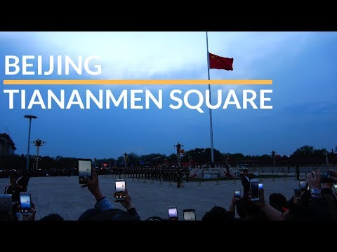 China - Beijing (Peking) - Tiananmen Square
