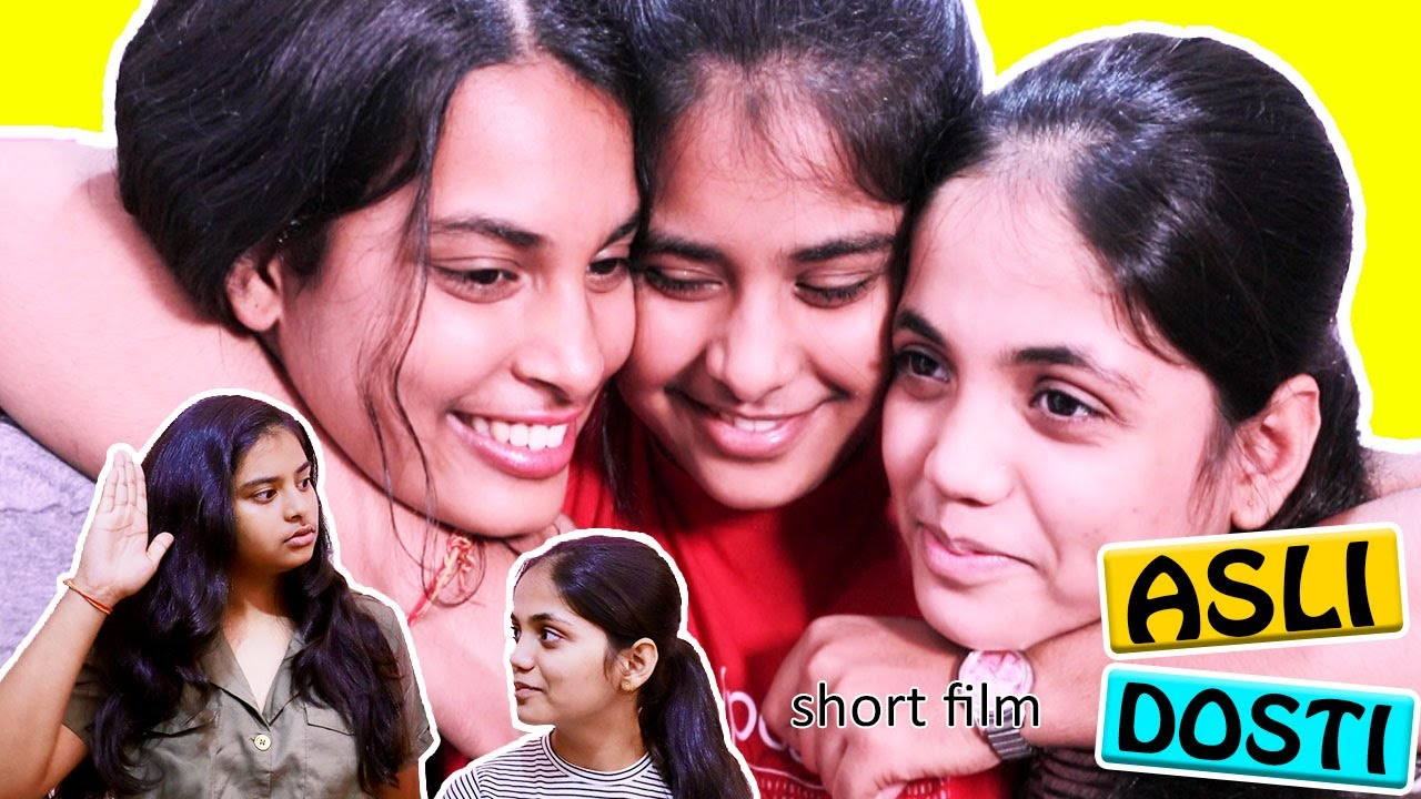 ASLI DOST l Friendship Day special l A Short Film l Heart Touching Story l Ayu And Anu Twin Sisters