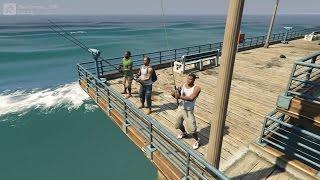 GTA 5 - Fishing thumbnail