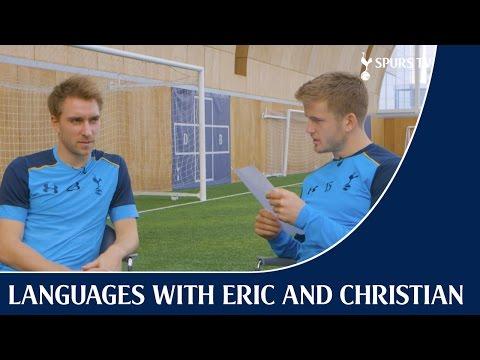 Eric Dier's Portuguese Lesson!