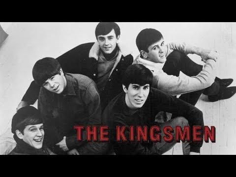 The Kingsmen - Louie Louie (Lyric Video)