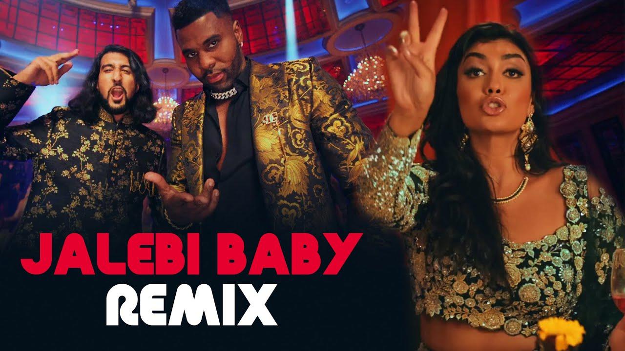 Jalebi Baby Remix   Tesher x Jason Derulo   DJ Purvish