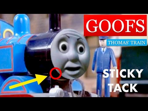 Goofs Found In Thomas' Train (All Of The Mistakes)