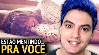 FALSIDADE NO YOUTUBE E INSTAGRAM