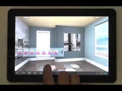 3d room creator udesignit android apps youtube