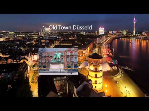 Dusseldorf Business Class Tickets with TopBusinessClass.com