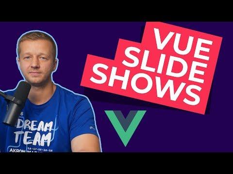 Creating Vue Slideshows With Eagle.js - A Hackable Slideshow Framework!