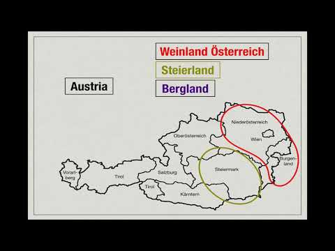 wine article Austrian Wine Regions