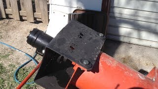 Hydraulics! Converting Grain Auger from Electric to Hydraulic Power
