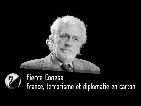 France, terrorisme et diplomatie en carton