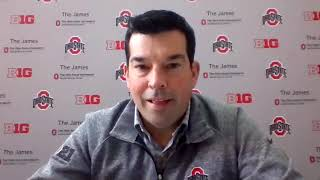 Ohio State coach Ryan Day on signing day and assistant coach staff changes