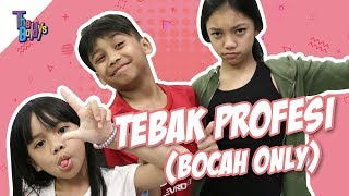 The Baldys - Tebak Profesi | Bocah Only