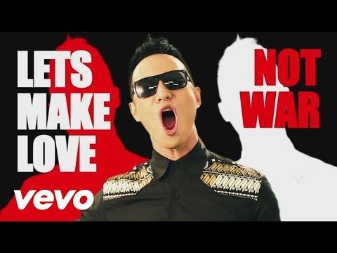 VJ Daniel Mananta - Bendera (Dance! I Love Indonesia) (Video Clip)