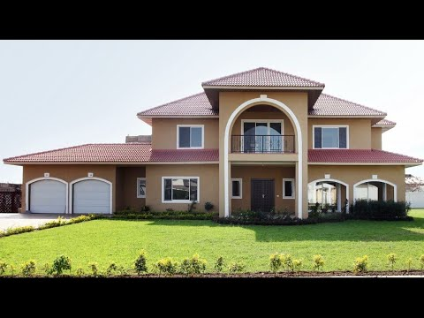 Luxurious 4 Bedrooms Furnished House At Trasacco Valley For Rent/sale By Dancity Properties In Accra