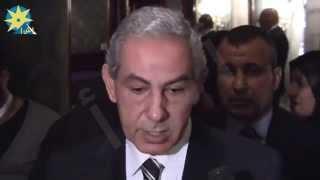 بالفيديو: وزير الصناعة والتجارة نعمل تذليل أي عقبات لسرعة التبادل التجاري بين مصر ولبنان