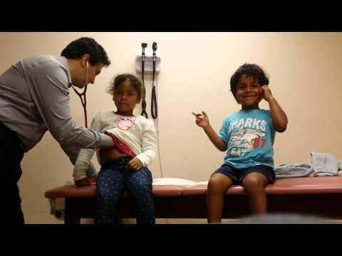 Children Health Check up - Dmitry - Kristallina - Здоровье детей Проверьте Russmaican Family Life
