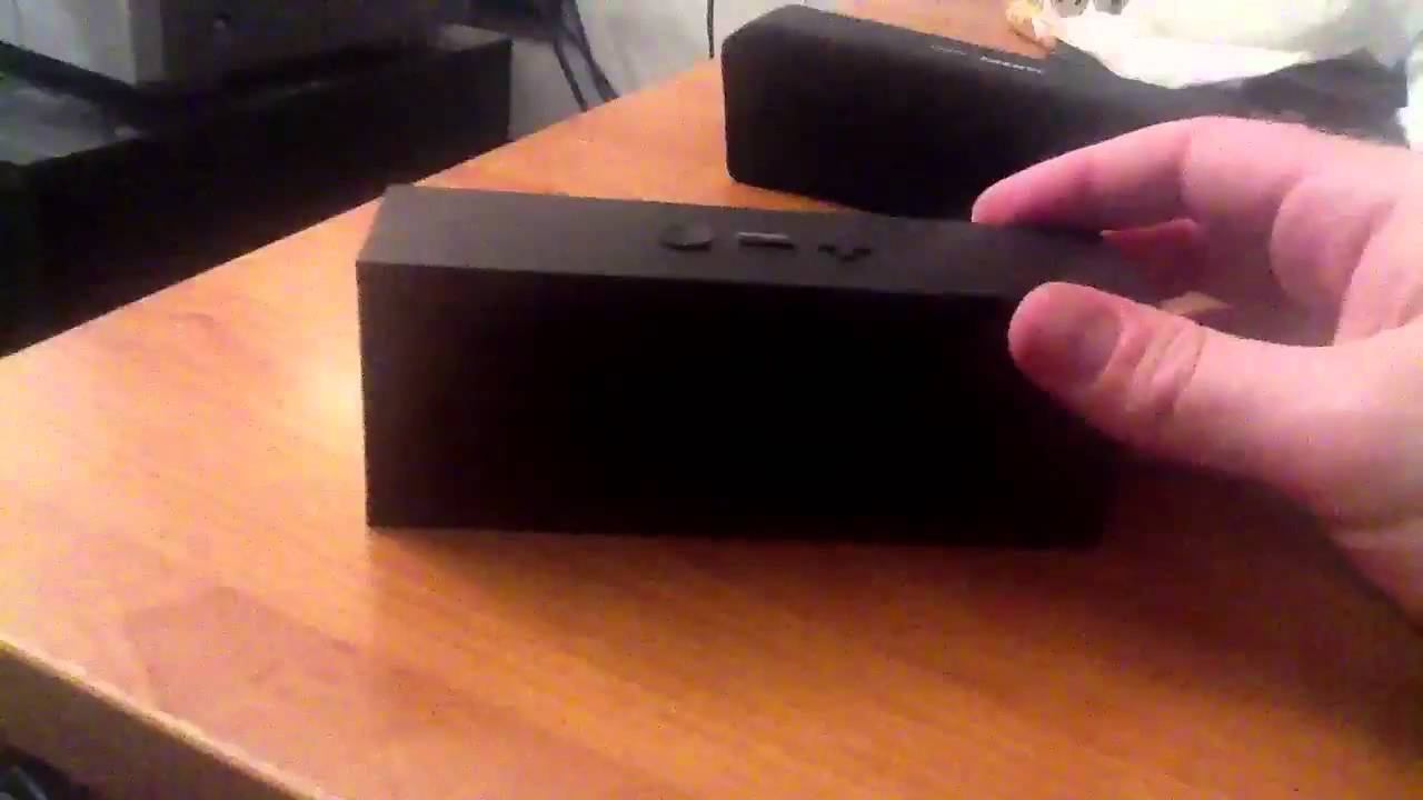 how to work a jambox
