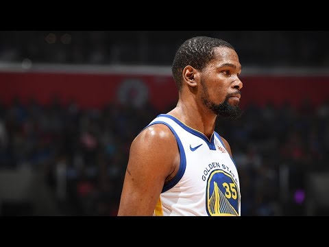 Kevin Durant Drops 38 Points In Historic First Half Vs. Clippers